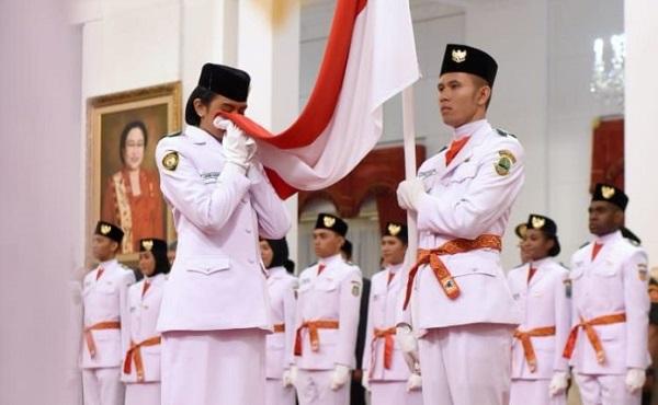 Pasukan Pengibar Bendera Pusaka (Paskibraka)