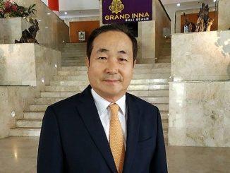 Rektor asing pertama di Tanah Air Profesor Jang Youn Cho dari Korea Selatan akan menahkodai Universitas Siber Asia