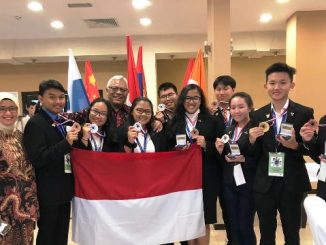 Tim Indonesia dalam International Conference of Young Social Scientists 2019(Dok.Monika Raharti)