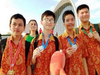 Tim Indonesia di Olimpiade Informatika Internasional