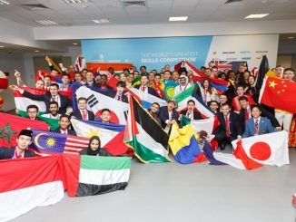 World Skill Competition (WSC) di Kazan, Rusia,