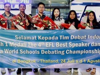 World School Debating Championship (WSDC) 2019