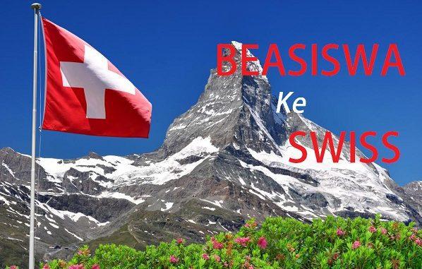 Beasiswa ke Swiss