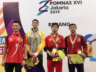 Atlet renang DKI juara Pomnas 2019