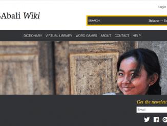 Laman BASAbali Wiki