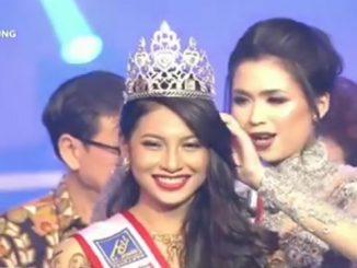 Clarita Mawarni Salem dari NTT Dinobatkan Jadi Putri Pariwisata (FPI) 2019