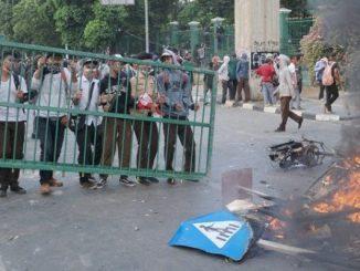 Demo Mahasiswa dan Pelajar