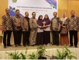 Ini para Juara Madrasah Young Researchers Super Camp 2019