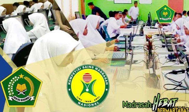 Kompetisi Sains Madrasah (KSM) 2019