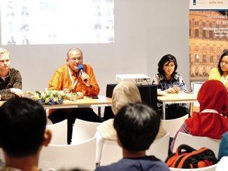 Konferensi Pers Perayaan 20 Tahun StuNed