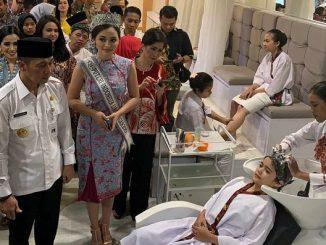 Inauguration Ceremony Beauty & Spa Academy di SMK PGRI 1 Kudus, Kamis, 19 September 2019