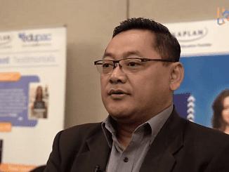 Student Advisor sekaligus Relationship Manager Kaplan Edupac, Iant Damora