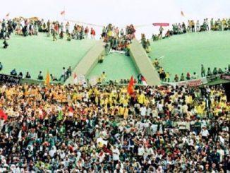 Gerakan mahasiswa tahun 1998 (Ist.)