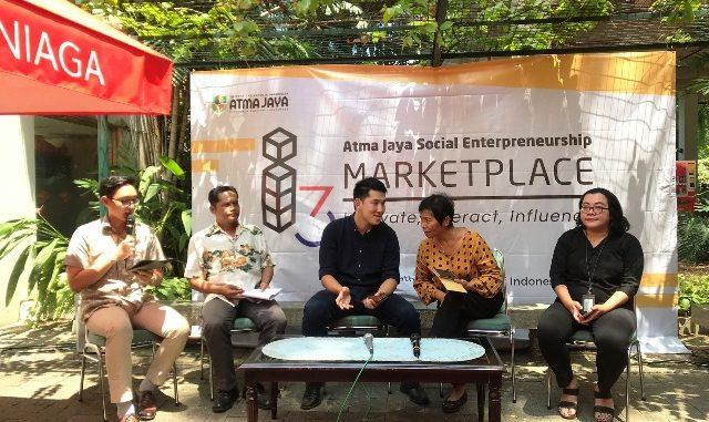Gelaran SE Marketpalce Unika Atma Jaya Jakarta