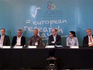 Narasumber Hari Riset Eropa 2019 (European Research Day 2019) di Surabaya, Selasa, 29 Oktober 2019