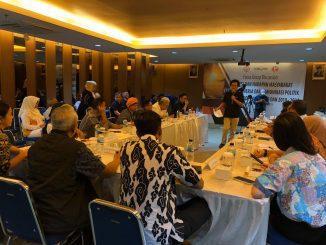 Focus Group Discussions (FGD) Sekolah Pascasarjana Universitas Sahid Jakarta bekerjasama dengan komunitas peneliti yang tergabung dalam asosiasi Conquire pada akhir September 2019 lalu bertempat di Kampus Sekolah Pasacasarjana Universitas Sahid, Jl. Jendral Sudirman, Jakarta Pusat