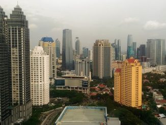 Jakarta: Indonesia has urbanized as it has climbed the ladder of development