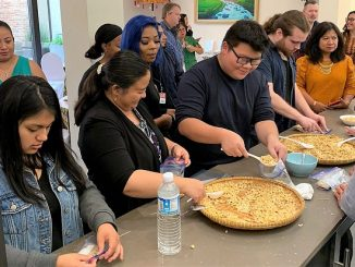 Tempe Culinary Workshop yang diselenggarakan oleh KJRI Chicago, Jumat, 11 September 2019.