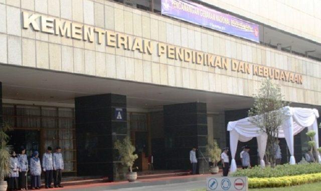 Kantor Kementerian Pendidikan dan Kebudayaan