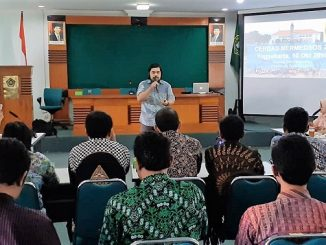 Ketua Masyarakat Anti Fitnah Indonesia (Mafindo), Setiaji Eko Nugroho