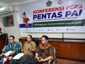 Konferensi Pers Pentas PAI