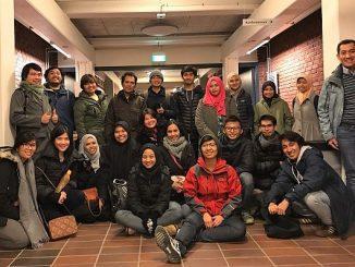 Mahasiswa Indonesia di Swedia