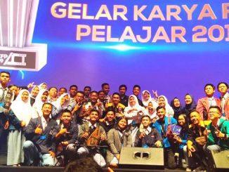 Para pemenang GKFP 2019. (Dok.GKFP 2019)