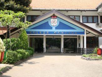 SMA Kolese Gonzaga Jakarta. (Ist.)