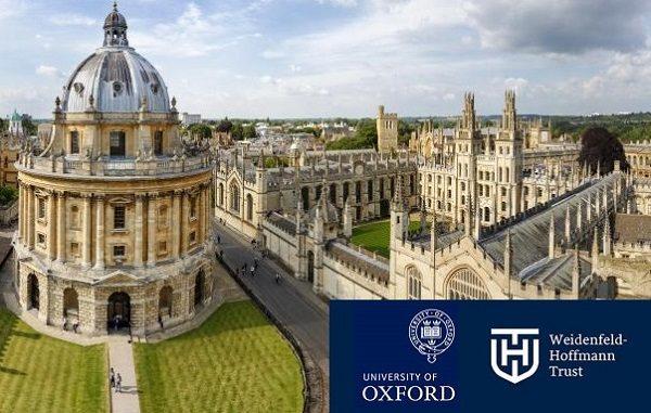 Weidenfeld-Hoffman Trust ke Oxford University
