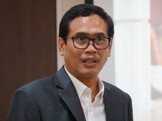 Department Head of MBA Program Universitas Katolik Atma Jaya, Dr. rer. Pol. A.Y Agung Nugroho, M.M