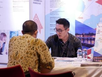 Semarak Dutch Placement Day (DPD) 2019 di Erasmus Huis Jakarta, Jumat, 1 November 2019