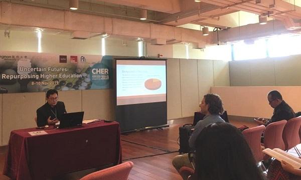 Elya Kurniawan Wibowo - Dosen SoD UPH Bahas Penerapan Liberal Arts pada The Asian Conference