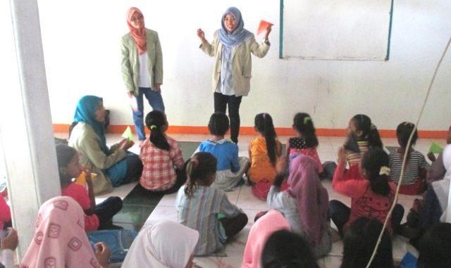 Ilustrasi: Kegiatan pengabdian masyarakat UGM (Dok. UGM)