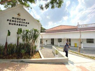 Museum Pendidikan Surabaya. (Dok. Pemkot Surabaya)