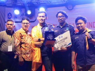 Pemenang KJI KBGI 2019 (Dok.ITS)