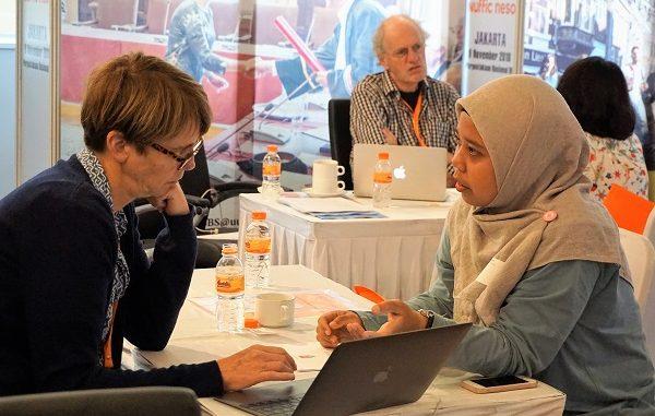PhD Recruitment 2018: One-on-One Session dengan para profesor atau delegasi dari universitas dari Belanda di Gedung Perpustakaan Nasional, Jakarta, Jumat, 11 November 2018
