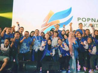 Tim Jawa Barat Raih Juara Umum dalam Popnas 2019