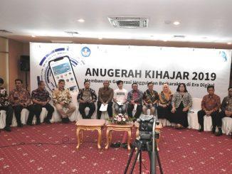 Penerima Anugerah KIHAJAR 2019 dari Kemendikbud (Dok. Kemendikbud)