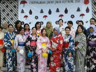 Kegiatan Kebudayaan bersama Nihongo Partners di Yogyakarta