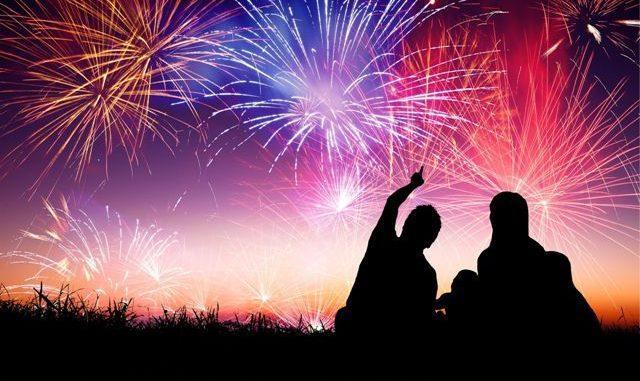 Ilustrasi: Tempat di Jakarta untuk melihat pesta kembang api Tahun Baru. (Ist.)