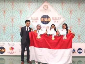 Tim Indonesia dalam World Memory Championship 2019. (Ist.)