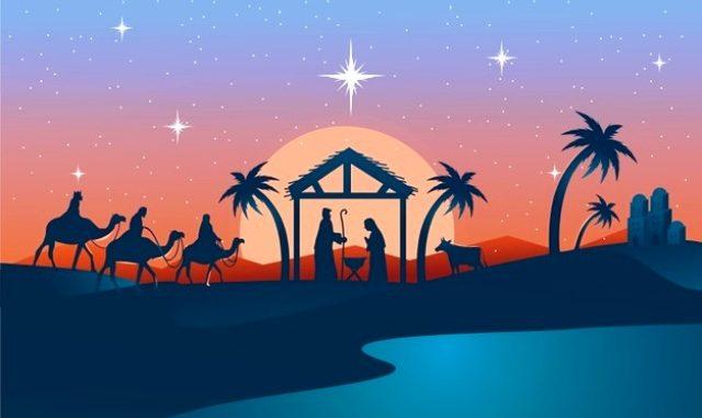 Ilustrasi: Ucapan Natal dari berbagai bahasa. (Ist.)