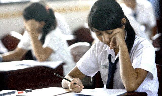 Ilustrasi: Ujian Nasional (Ist.)