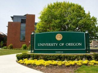 University of Oregon di Amerika