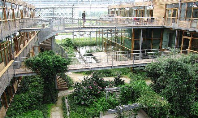Wageningen University and Research, Belanda menjadi Kampus Hijau Terbaik di dunia berdasarkan Universitas Indonesia (UI) GreenMetric World University Rankings 2019. (Ist.)