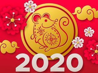 Ilustrasi: 2020 Shio Tikus Logam. (Ist.)