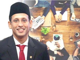 5 profesi paling diminati versi Mendikbud Nadiem Makarim. (repro:Prayogo/Kalderanews.com)
