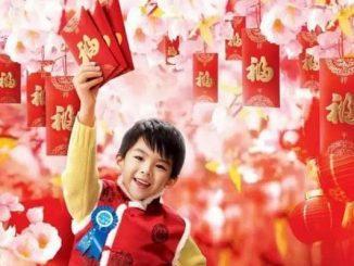 Angpao, Tahun Baru Imlek