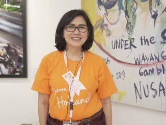 Koordinator Tim Beasiswa Nuffic Neso Indonesia, Indy Hardono