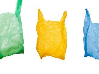 Ilustrasi: Mendikbud larang penggunaan kemasan dan kantong plastik. (Ist.)